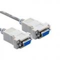 S-link 9 PİN Seri Kablo RS232 1.5 metre Dişi-Dişi