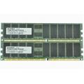 ELPIDA EBD51RC4AAFA-7B DDR266 512MB ECC DDR REG