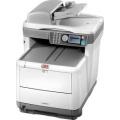 OKI MC360 MFP Faxlı Çok Fonksiyonlu Network Renkli Laser A4 Yazıcı