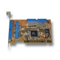 Iwill HighPoint HPT368 Raid Card