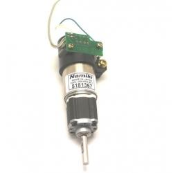 Namiki 22CL-3501PG 12V 120 Rpm Redüktörlü Encoderli Dc Motor